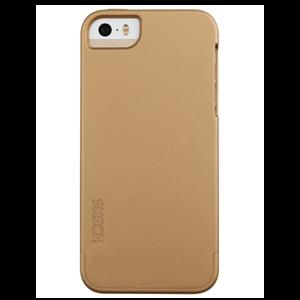 Hard Rubber SE זהב ל iPhone 5/5s