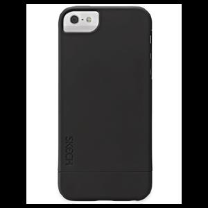 Hard Rubber שחור ל iPhone 5/5s, Skech