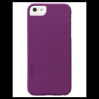 תמונה של Hard Rubber סגול ל iPhone 5/5s