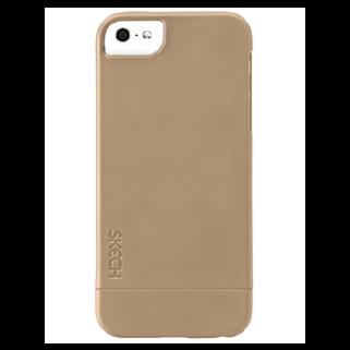 תמונה של Hard Rubber זהב ל iPhone 5/5s