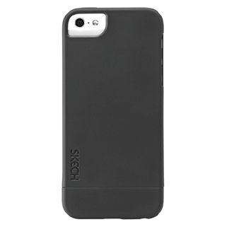 תמונה של Hard Rubber שחור ל iPhone 5/5s