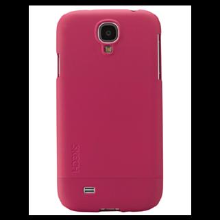 תמונה של Hard Rubber ורוד ל Galaxy S4