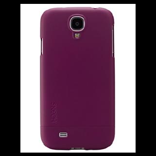 תמונה של Hard Rubber סגול ל Galaxy S4