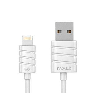 כבל טעינה וסנכרון לבן ל iPhone 6,6 Plus