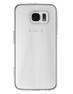 תמונה של כיסוי שקוף Crystal ל Galaxy S6