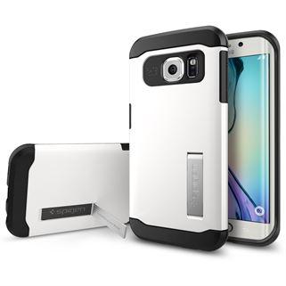תמונה של Slim Armor לבן ל Galaxy S6 Edge