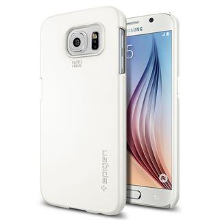 תמונה של Thin Fit לבן ל Galaxy S6