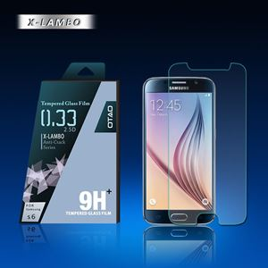 מגן מסך זכוכית ל Galaxy S6