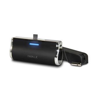 תמונה של סוללה נטענת שחור ל Micro USB