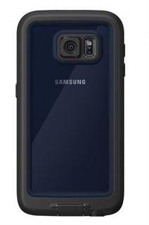 תמונה של כיסוי נגד מים שחור ל Galaxy S6