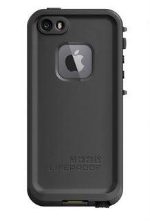 תמונה של כיסוי נגד מים שחור ל iPhone 5/5s