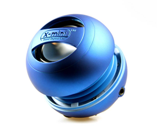 תמונה של רמקול נייד X-mini 2 כחול