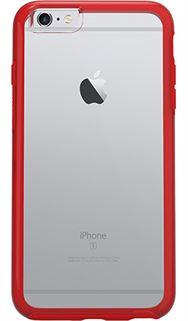 תמונה של Symmetry Clear אדום ל iPhone 6/6s