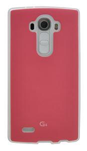 כיסוי Jellskin ל LG G4 ורוד