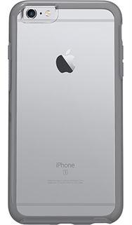 תמונה של Symmetry Clear אפור ל iPhone 6/6s Plus