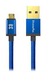 תמונה של כבל Micro USB כפול דגם Reversible 2 Way