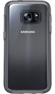 Symmetry Clear אפור ל Galaxy S7