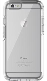 תמונה של Symmetry שקוף ל iPhone 6/6s