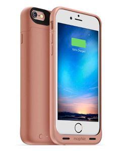 כיסוי סוללה Reserve ורוד ל iPhone 6