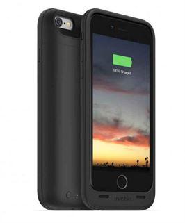 תמונה של כיסוי סוללה Air שחור ל iPhone 6/6s
