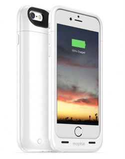 תמונה של כיסוי סוללה Air לבן ל iPhone 6/6s
