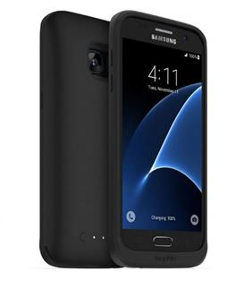 תמונה של כיסוי סוללה שחור ל Galaxy S7
