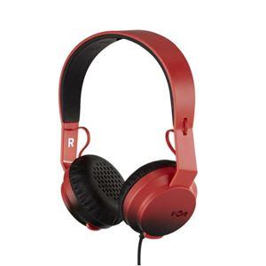 אוזניות ON EAR REBEL אדום