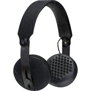 אוזניות RISE BT ON EAR שחור