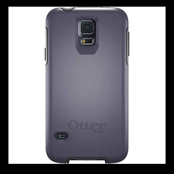 Symmetry כחול ל Galaxy S5