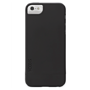 Hard Rubber שחור ל iPhone 5/5s, Skech