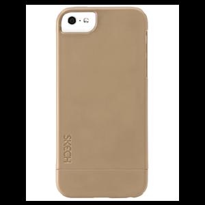 Hard Rubber זהב ל iPhone 5/5s