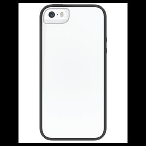 Glow לבן/שחור ל iPhone 5/5s