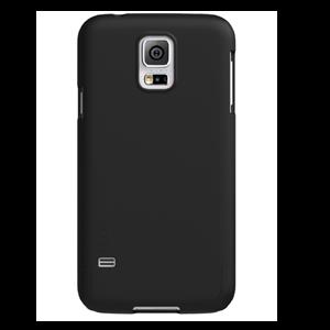 Hard Rubber שחור ל Galaxy S5