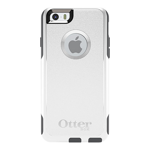 Commuter לבן/אפור ל iPhone 6