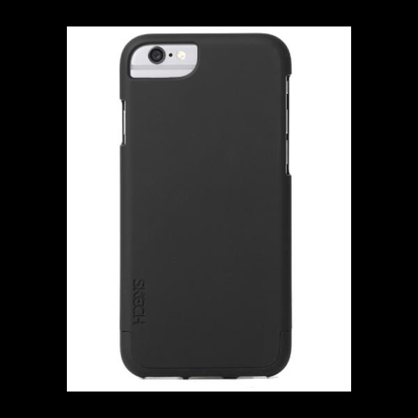 Hard Rubber שחור ל iPhone 6