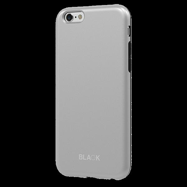 Body Shield כסף/שחור ל iPhone 6