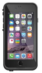 כיסוי נגד מים שחור ל iPhone 6