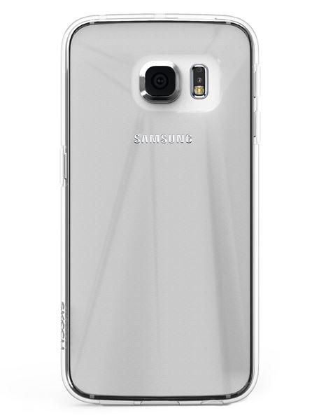 כיסוי שקוף Crystal ל Galaxy S6 Edge