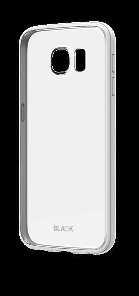 כיסוי שקוף/לבן ל Galaxy S6