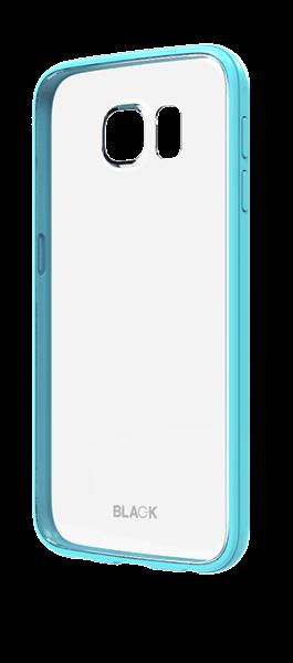 כיסוי שקוף/טורקיז ל Galaxy S6