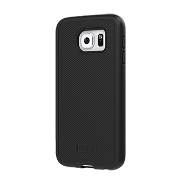 Active Shield שחור ל Galaxy S6
