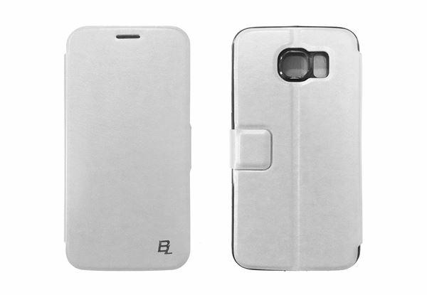 Skinny Book לבן ל Galaxy S6