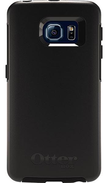 Symmetry שחור ל Galaxy S6 Edge