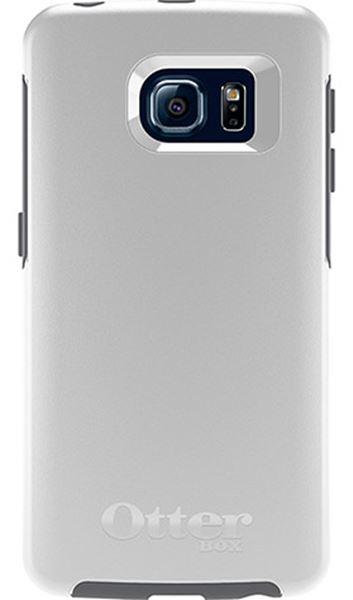 Symmetry לבן/אפור ל Galaxy S6 Edge