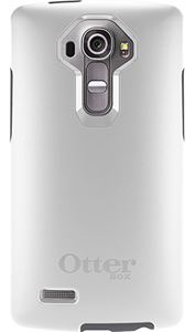 Symmetry לבן/אפור ל LG G4