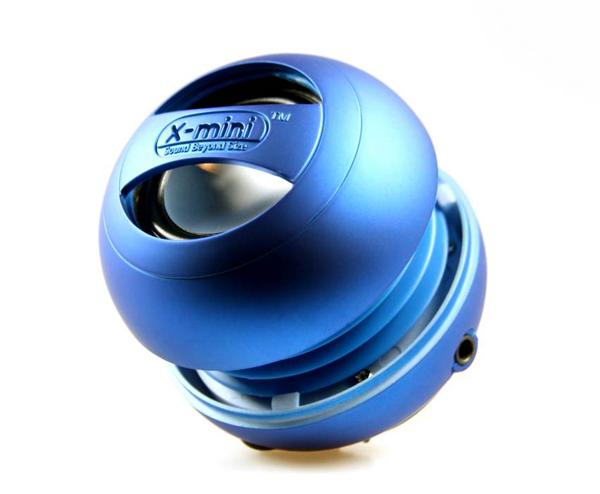 רמקול נייד X-mini 2 כחול