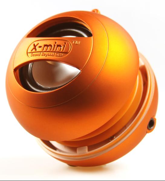 רמקול נייד X-mini 2 כתום
