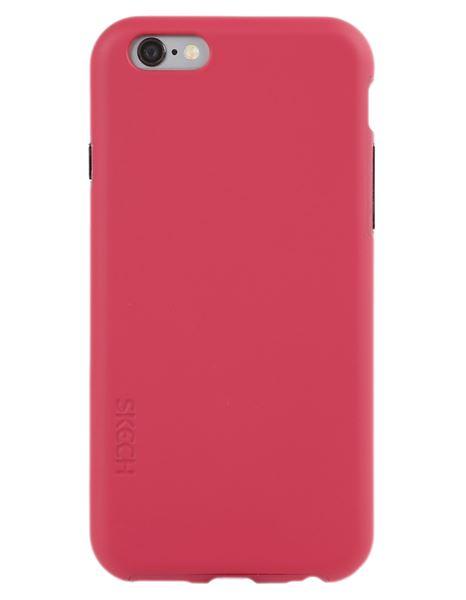 Hard Rubber Duo ורוד ל iPhone 6/6s