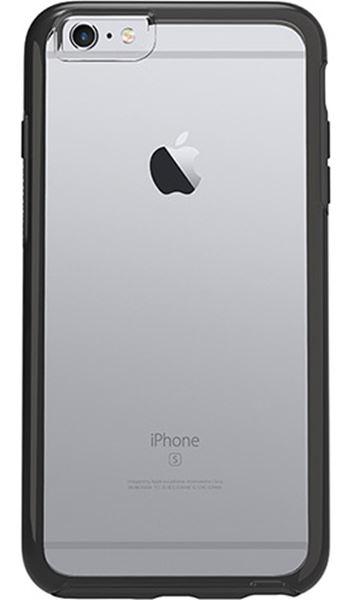Symmetry Clear שחור ל iPhone 6/6s