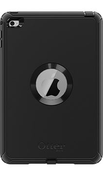 Defender שחור ל iPad mini 4